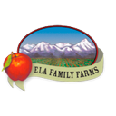 Ela Family Farms logo