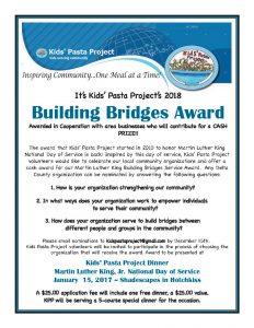 Building Bridges Award image