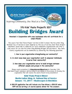 Building Bridges Award image