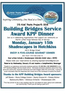 Building Bridges Dinner image