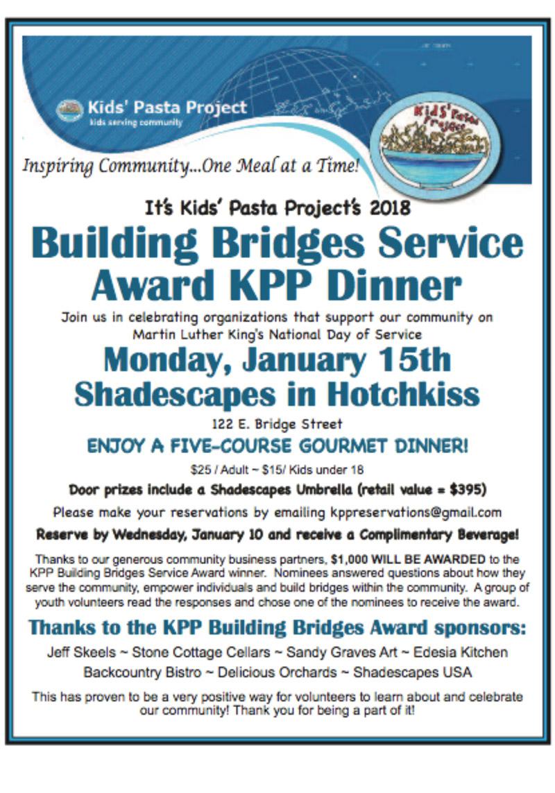 Building Bridges Dinner image