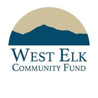 West Elk Community Fund logo